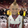 10 Year Olf Fan From Naples Florida Heat Bird Man
