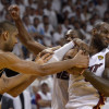 Miami Heat V San Antonio Spurs 618133